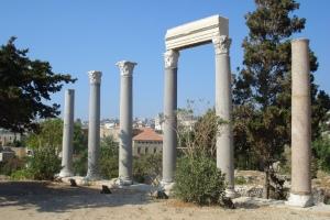Morceau de Rome, au milieu du melting-pot de l'histoire.