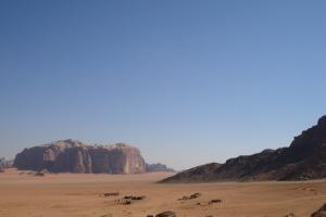 Le Wadi Rum, très beau, très cher.