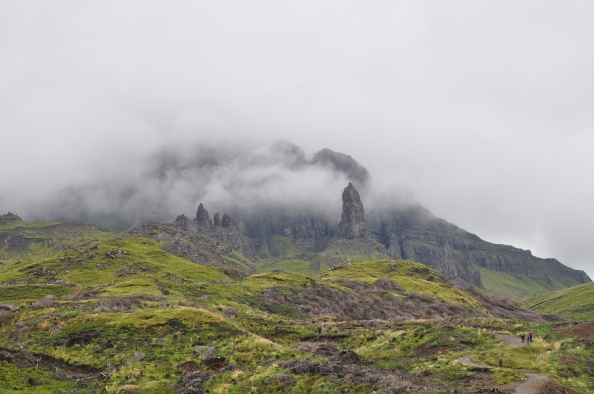 Old Man of Storr, Isle of Skye.