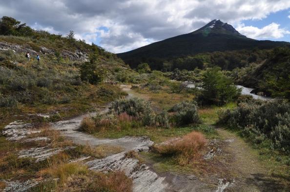 Parc Tierra del Fuego, autour d'Ushuaia.