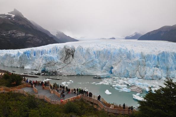 Le Perito Moreno, auquel aucun cadrage photo ne rendra justice.